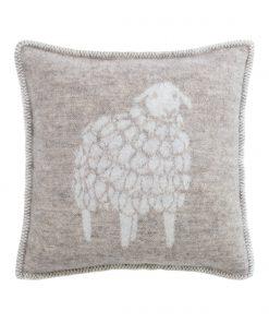 Beige Mima Cushion Cover Front - JJ Textile