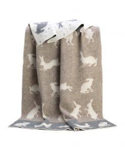 Hares Blanket - JJ Textile