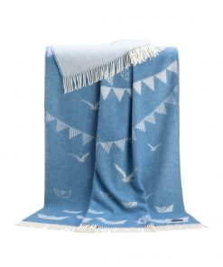 Blue Sea Throw - JJ Textile