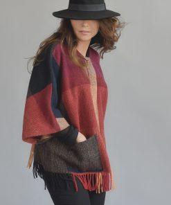 Brown Wool Jacket - JJ Textile