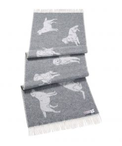 Grey Dog Bed Runner 1 - JJ Textile