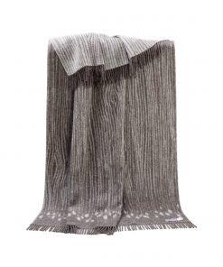 Brown Eco Throw - JJ Textile
