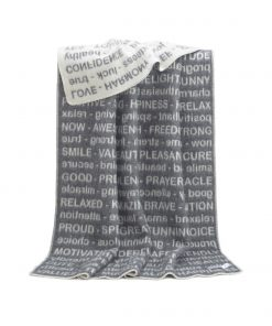 Grey Wellness Blanket - JJ Textile