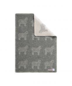 Grey Sheep Little Blanket - JJ Textile