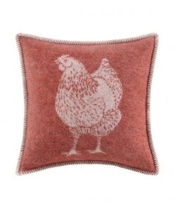 Chicken Cushion Cover Front - JJ Textile